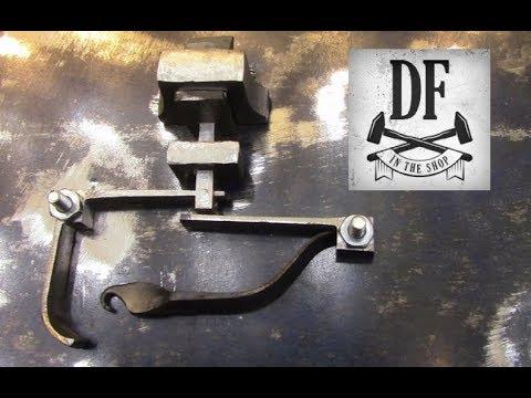 Blacksmithing Project - A Simple Nuremberg Box 10