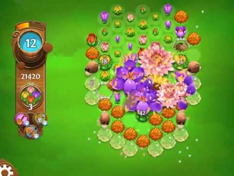 Blossom Blast Saga Level 763 - NO BOOSTERS