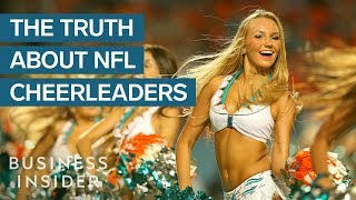 Are NFL Cheerleaders Treated Fairly?
