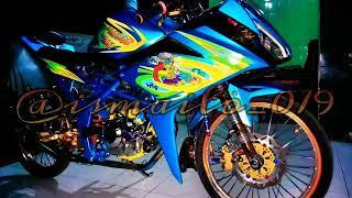 Kumpulan Modifikasi Yamaha R15 Velg Jari Jari Part 1