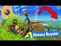 TROLLING ENEMIES With The Impulse Grenade In Fortnite Battle Royale!