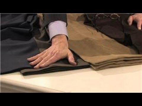Suits : Should I Cuff Suit Pants?