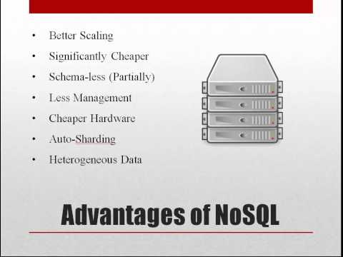 What is NoSQL - eduonix.com