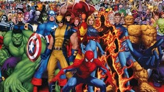 Top 10 Superheroes Of All Time