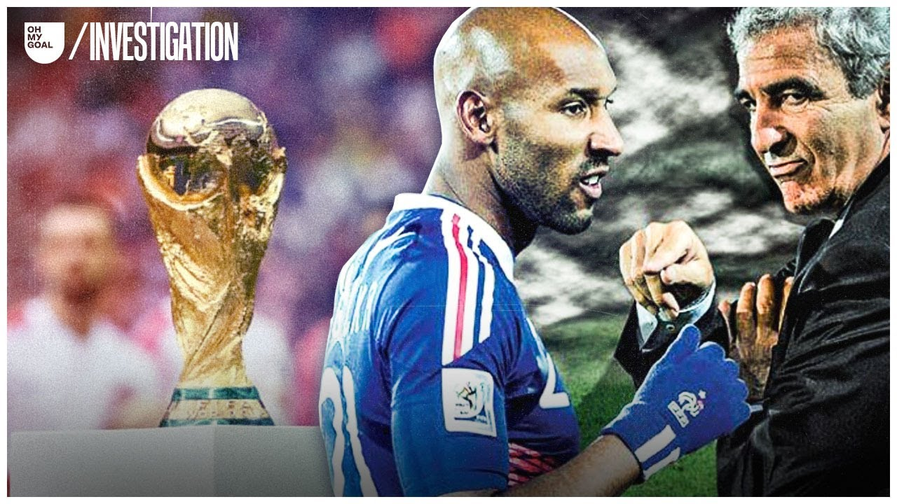 France's 2010 World Cup was a disaster. Here's what happened next | OMG Investigation
