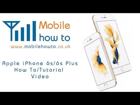 How To Set A Custom Ringtone - Apple iPhone 6s/6s Plus