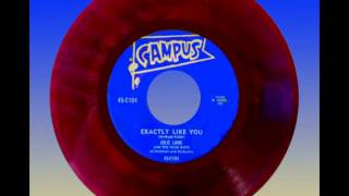 Julie Lang & The Four Riffs - Exactly Like You (1955) Doo-wop!