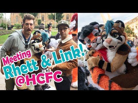 HarbourCityFurCon 2018 + *MEETING RHETT & LINK!*