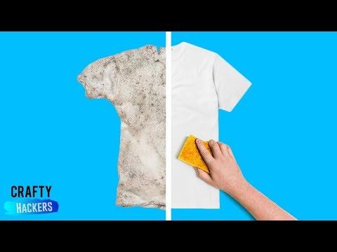 10 CLEANING HACKS WITHOUT SOAP