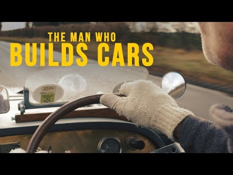 The Man who Builds Cars