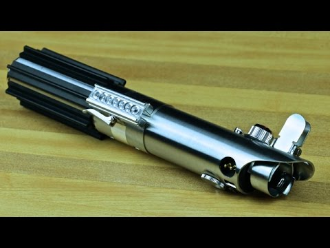 Star Wars: A New Hope- Lightsaber Replica & History of the Original Prop!