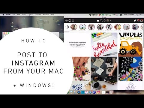 How to Post to Instagram from Your Mac (+ Windows Option)