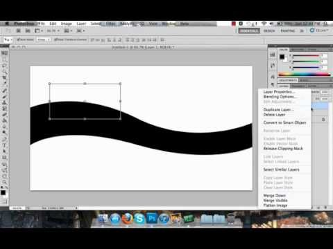 Adobe Photoshop CS5   Pen Tool