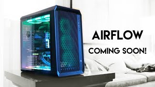 The Best Case At CES??  Lian Li PC-O11 Air & Dynamic