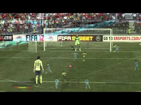 Fifa 12 Ultimate Team - TOTY Molina and Marcos Assuncao Reviews