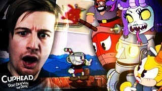 THE 99% FAIL.. (It had to happen sooner or later) || Cuphead (Part 5)