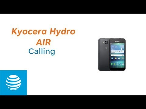 Make & Receive a Call on Your Kyocera Hydro AIR | AT&T