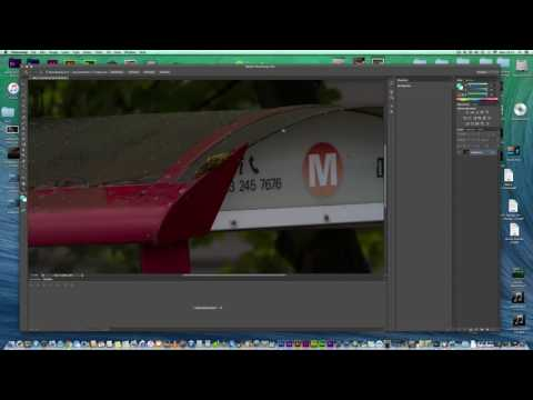 How to see photo data and info in photoshop cs6/cc