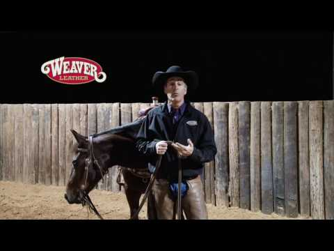 Richard Winters Horsemanship Partners with Weaver Leather