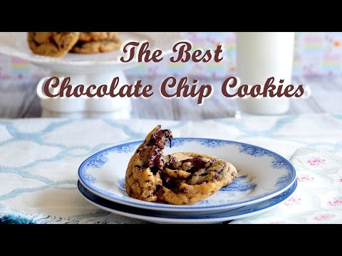 How to Make the Best Soft and Chewy Chocolate Chip Cookies