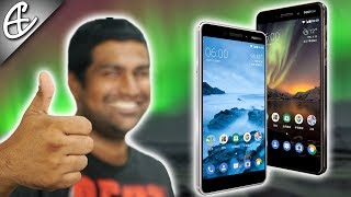 Nokia 6 2018 Launched - Redmi 5 Plus Killer?