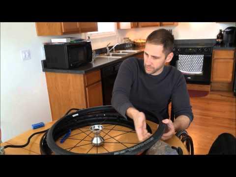 How To Repair a Flat Wheelchair Tire