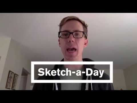 Learn UI/UX App Design & Sketch (1/2): Sketch-a-Day