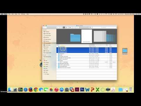 Organizing Files and Folders on a Mac