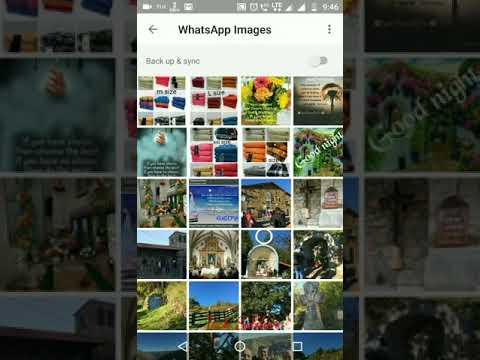 Delete Multiple Photos in Google Photos