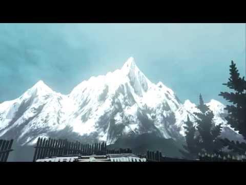 UDK environement based on Skyrim