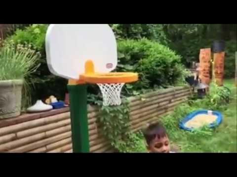 Dunk Training at home