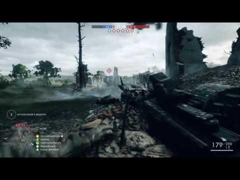 Battlefield 1 - Defending Flag A