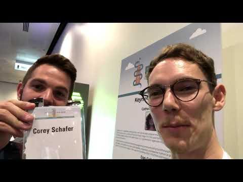 PyCon 2018 Vlog 03 – AMA with Corey Schafer on Friday @ 11am