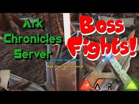 Ark Chronicles Server #10 - Throwin' Down The Gauntlet!