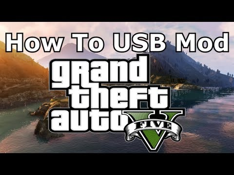 How To USB Mod GTA 5 For Xbox 360 (Money Mod)