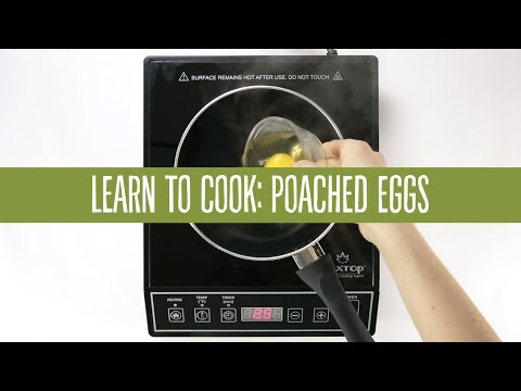 Learn to Cook: Poached Eggs | Healthy How-Tos | 365 by Whole Foods Market