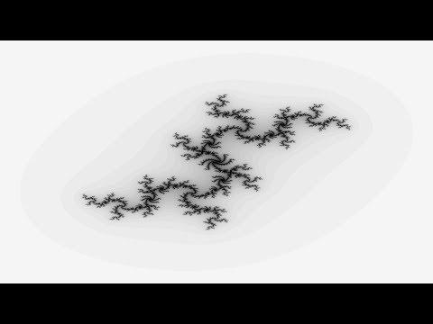 Julia Set Fractal Animation