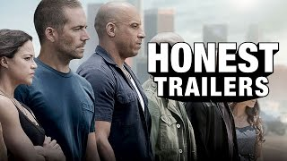 Honest Trailers - Furious 7