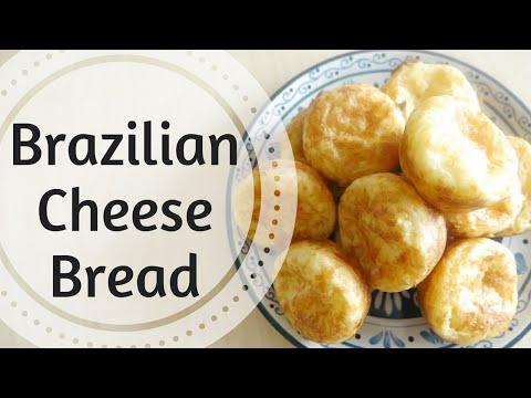 Brazilian Cheese Bread Easy Recipe (5 Ingredients)