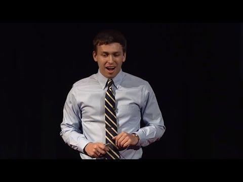 Away from Gay | Parker Heinze | TEDxMHK