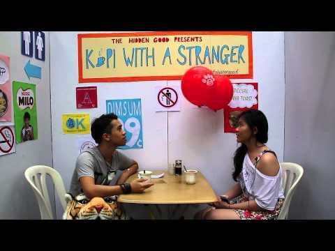 Kopi with a Stranger