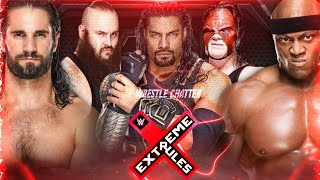 WWE Extreme Rules 2018 Highlights Results Predictions ! Major Title Change ! Winners Predictions !