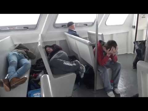 Seasick! Aran Islands to Cliffs of Moher