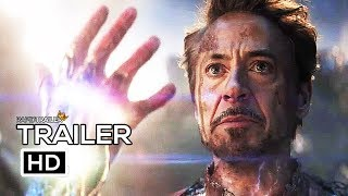 Download AVENGERS 4: ENDGAME Official Blu-Ray Trailer (2019) Marvel, Superhero Movie HD Video