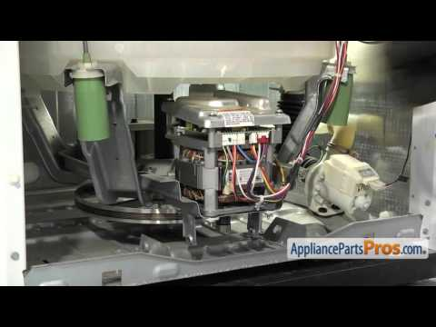Washer Drive Belt (part #WH01X10302) & Belt Installation Tool (part  #WX05X20641)-How To Replace