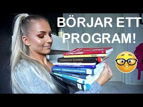 STUDENTVLOGG 1 | BERÄTTAR OM MITT STUDENTLIV, MALMÖ HÖGSKOLA, PRDOUKTIONSLEDARE MEDIA