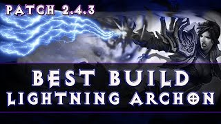 Diablo 3 2 4 1 Wizard Build: Vyr's Archon GR 100+ (PTR, Season 6