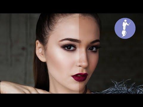 Photoshop CS6 Tutorials for Beginners: How to Whiten Skin