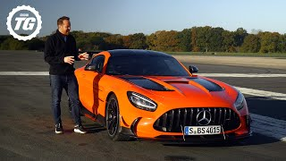 11 Things You Need To Know About The Mercedes-AMG GT Black Series | Top Gear