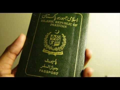 British High Commission Lost 4,000 Pakistani Passports.wmv